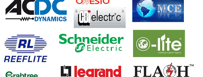 List of Electrical Suppliers